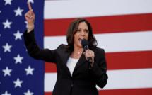 Kamala Harris, première femme à la vice-présidence des États-Unis