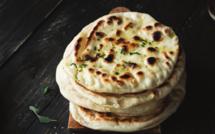 Naan, le petit pain indien gourmand à faire maison