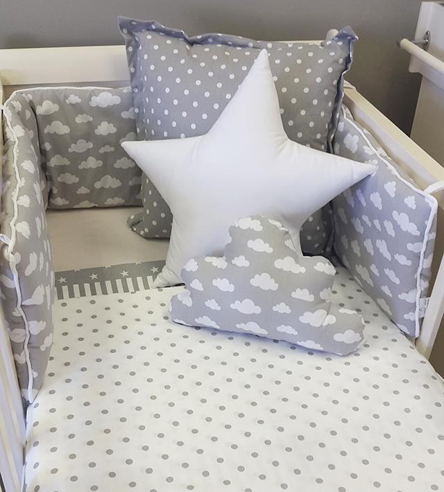 la chambre de b b decoration telemagplus. Black Bedroom Furniture Sets. Home Design Ideas